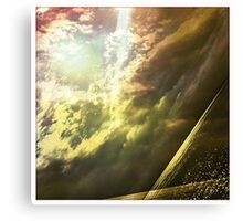 moody Skies Series- No.8 Canvas Print