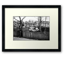 LONDON TRIP 35MM PT12 Framed Print