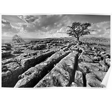 The Yorkshire Dales - Limestone Country Poster