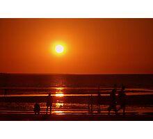 Heat wave Photographic Print
