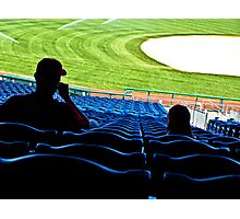 Teaching the Game Photographic Print