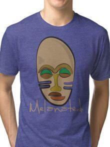 GWAKODO FACE Tri-blend T-Shirt