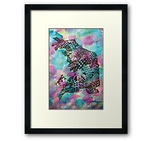 Sully & Boo  Framed Print