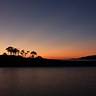 Raglan Sunset, New Zealand by bm220