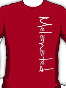 MELANATED LOGO left side T-Shirt