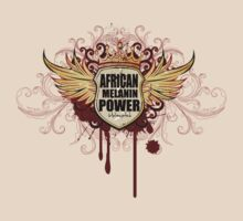 AFRICAN MELANIN POWER by Melanated