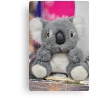 Koala Doll Canvas Print
