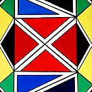 Ndebele Colours by pilanehimself