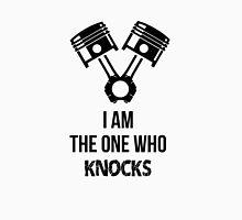 I'm the one who knocks - Engine Decal (White) Unisex T-Shirt