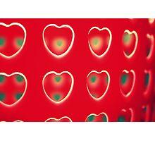 Basket Full of Love Photographic Print