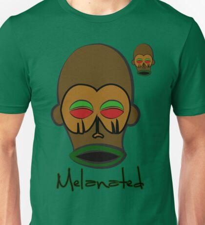 M'BUDU FACE Unisex T-Shirt