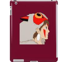 princess mononke iPad Case/Skin