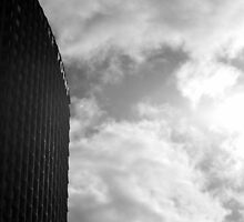 Centre Point, London - with Clouds by Erin Mason