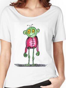 Alien T Women's Relaxed Fit T-Shirt