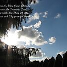 Guide Us, O, Thou Great Jehovah by BlueMoonRose