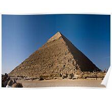 Great Pyramid of Giza Poster