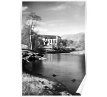 Bolton Abbey and the River Wharfe, Yorkshire Poster