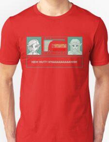 Metal gear Zelda Unisex T-Shirt