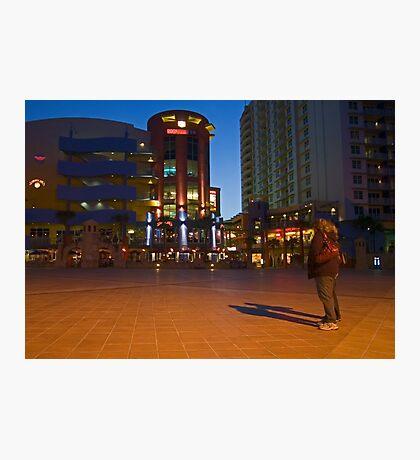 Plaza Photographic Print
