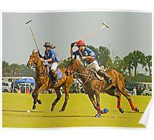 Polo play Poster