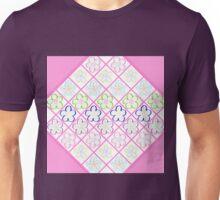 Freckled Flowers Quilt Unisex T-Shirt