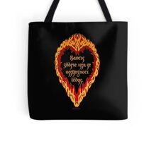 The Night is Dark and Full of Terrors (Valyrian) Tote Bag