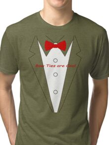 Bow Ties are Cool Tux Tri-blend T-Shirt