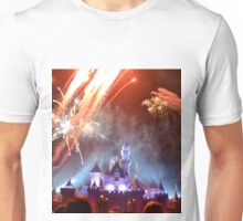 4th of July Castle Unisex T-Shirt