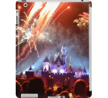 4th of July Castle iPad Case/Skin