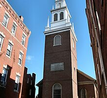 Old North Church by djphoto