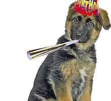 German Shepherd Birthday T-Shirts