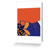 print 8 Greeting Card