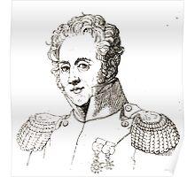 Jacques Marie Noël Frémy Dessales Victor Abel d'après Pagnest Poster