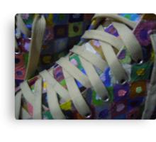 pimp my shoes Canvas Print