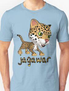 Children's Jaguar T Shirt - Child Speech Jagawar Unisex T-Shirt
