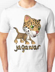 Children's Jaguar T Shirt - Child Speech Jagawar T-Shirt