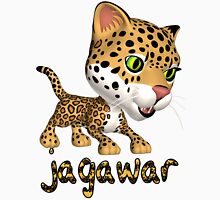 Children's Jaguar T Shirt - Child Speech Jagawar Unisex T-Shirt