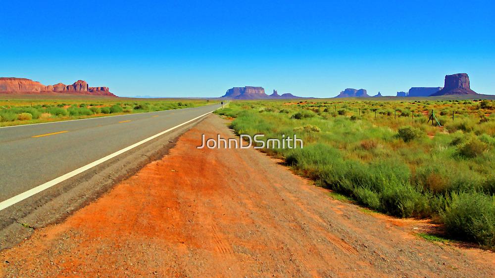 Straight Shot by JohnDSmith