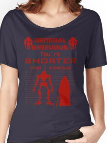 You're Shorter Than I Expected Women's Relaxed Fit T-Shirt