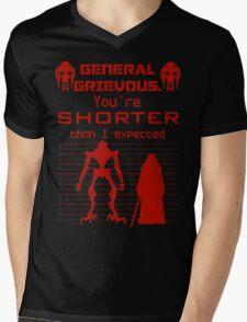 You're Shorter Than I Expected Mens V-Neck T-Shirt