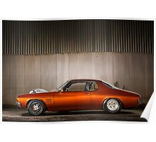 James' Holden HQ Monaro Poster