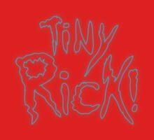 Rick & Morty-Tiny Rick! One Piece - Short Sleeve