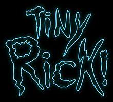 Rick & Morty-Tiny Rick! by NeonOf1986