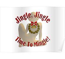 Jingle Time To Mingle Poster