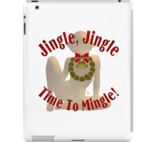 Jingle Time To Mingle iPad Case/Skin