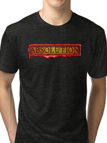 ABSOLUTION 2011 Tri-blend T-Shirt