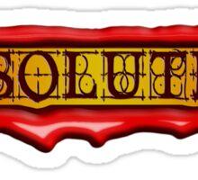 ABSOLUTION 2011 Sticker