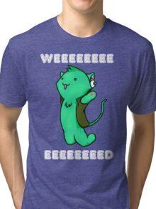 WEED T-Shirt Tri-blend T-Shirt