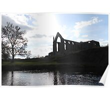 Bolton Abbey, Yorkshire, UK Poster