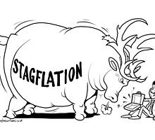 Stagflation by Alex Hughes